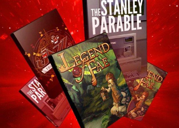 The Stanley Parable, Knock-knock и другие незаметные, но хорошие игры
