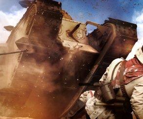 Трейлер Battlefield 1 для Gamescom показал войну в пустыне