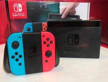Журналисты получили первые Nintendo Switch. Много подробностей
