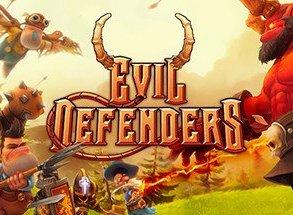 TD-игра Evil Defenders вышла в Steam