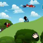 Скриншот Pucca's Kisses Game – Изображение 3