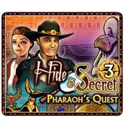 Обложка Hide & Secret 3: Pharaoh's Quest