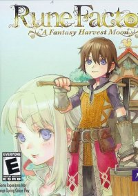 Обложка Rune Factory: A Fantasy Harvest Moon