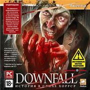 Обложка Downfall