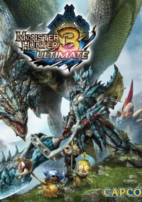 Обложка Monster Hunter 3 Ultimate