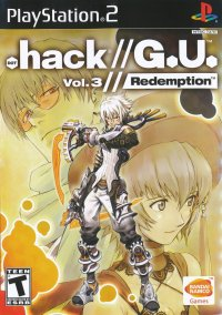 Обложка .hack//G.U.: Vol. 3 - Redemption