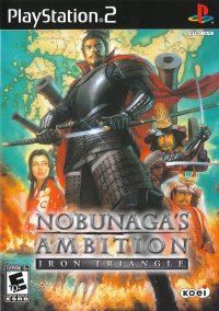 Обложка Nobunaga's Ambition: Iron Triangle