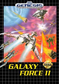 Обложка Galaxy Force II