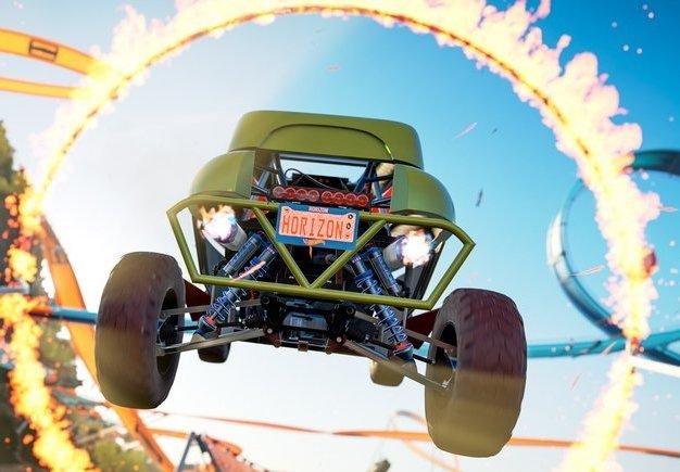 Forza Horizon 3: Hot Wheels. Релизный трейлер