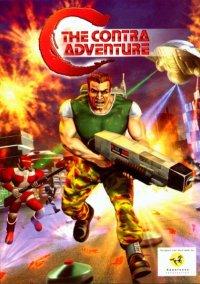 Обложка C: The Contra Adventure