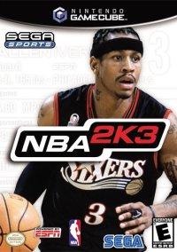 Обложка NBA 2K3