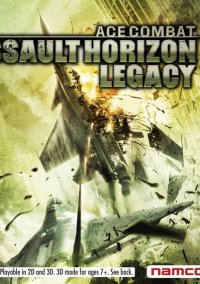 Обложка Ace Combat: Assault Horizon Legacy