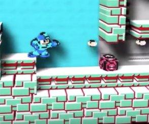 Эмулятор NES превращает любую 8-битную игру в трехмерную