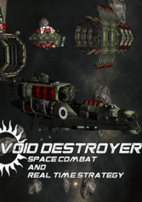 Обложка Void Destroyer