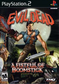 Обложка Evil Dead: A Fistful of Boomstick