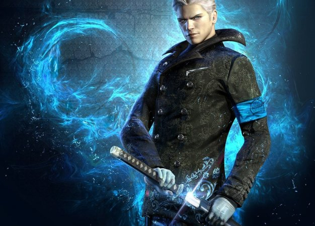 Devil May Cry Vergil's Downfall