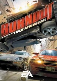 Обложка Burnout Revenge