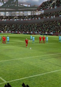 Обложка First Touch Soccer 2015