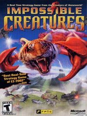 Impossible Creatures – фото обложки игры