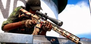 Far Cry 5. Геймплейный трейлер с E3 2017