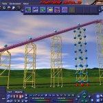 Скриншот Hyper Rails: Advanced 3D Roller Coaster Design – Изображение 21
