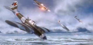 «Ил-2 Штурмовик: Битва за Сталинград». Видео #1