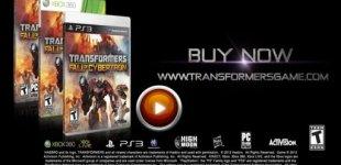 Transformers: Fall of Cybertron. Видео #11