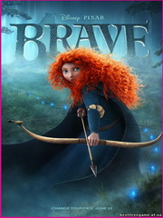 Обложка Храбрая сердцем