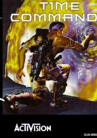 Обложка Time Commando