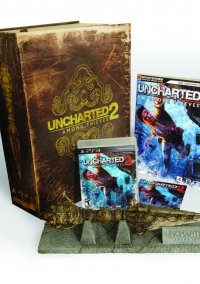 Обложка Uncharted 2: Among Thieves Fortune Hunter Edition
