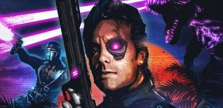 Far Cry 3: Blood Dragon. Видео #1