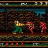 Скриншот Splatterhouse 2