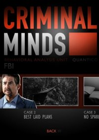 Обложка Criminal Minds