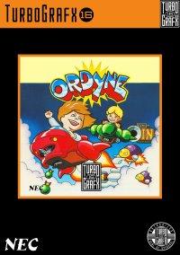 Обложка Ordyne