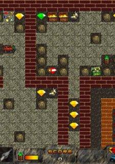 Bomberman vs Digger
