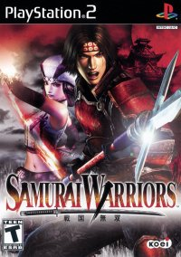 Обложка Samurai Warriors