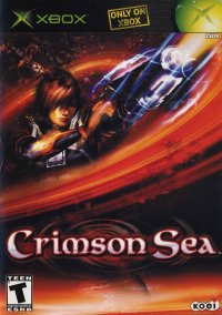 Обложка Crimson Sea