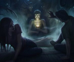 Игра Kaidan позволит пересказать сюжет любого фильма ужасов