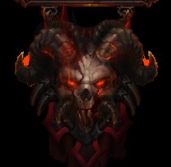 Diablo III пройдена на максимальном уровне сложности
