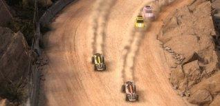 Mantis Burn Racing. Трейлер к выходу игры на PS4