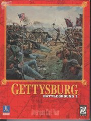 Обложка Battleground 2: Gettysburg