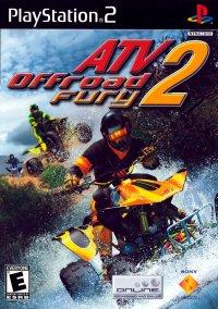 Обложка ATV Offroad Fury 2