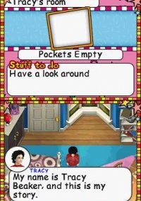 Обложка Jacqueline Wilson's Tracy Beaker: The Game