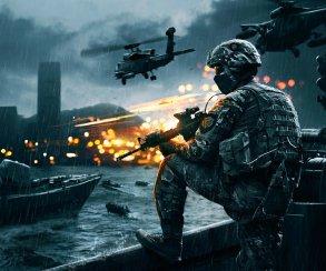 Battlefield 4 частично перенесли на iOS