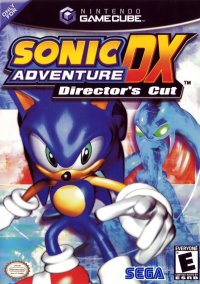 Обложка Sonic Adventure DX Director's Cut