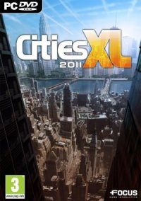Обложка Cities XL 2011