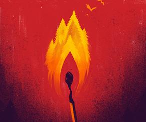 Почему финал Firewatch — 10/10