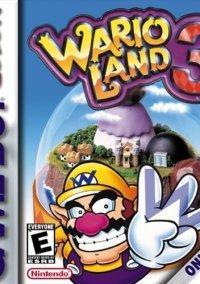 Обложка Wario Land 3