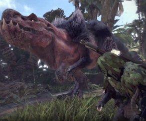 Monster Hunter World: серия возвращается наPlayStation через 7 лет