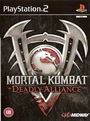 Обложка Mortal Kombat: Deadly Alliance